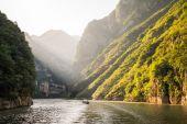 Yangzi river — Stock Photo