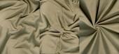 Set of rumpled grayish orange suede leather textures — Stock Photo