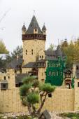 Castle in Lego — Foto Stock