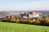 Castle Harburg in bavaria, Germany — Stock Photo