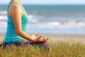 Meditation — Stok fotoğraf