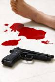 Shooting Incident — Foto Stock