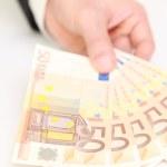50 Euro Bill — Stock Photo #56878877