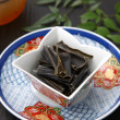 Dried sea tangle for Japanese soup stock — Stock Photo #57149871