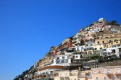Town of Positano,Amalfi — Stock Photo