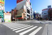 Shinjyku, tokyo, giappone — Foto Stock