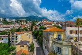 Montenegro, Herceg Novi, August 201 — Stock Photo