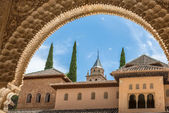 Alhambra,Granada, Spain — Stock Photo