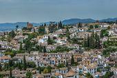 Granada, Spain — Stockfoto