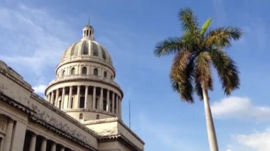 El Capitolio in Havana, Cuba — Stock Video