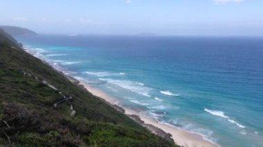 Coast Albany in western Australia — Stock Video