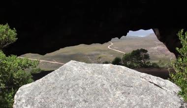 On to of Frenchman's Peak, Cape Le Grand, Australia — Stock Video