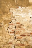 Fissure in the wall — Stock Photo