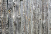 Clear texture old wood fence with a conventional — Stock Photo