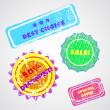 Labels — Stock Vector #65619993