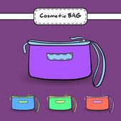 CosmeticBag — Vector de stock