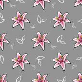FlowerPattern3 — Stock Vector