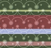 Christmassy seamless pattern — Stock Vector