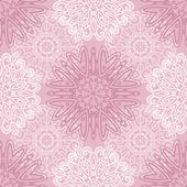Pink seamless pattern — Stock Vector