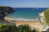 Seascape in Santander — Stok fotoğraf