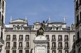Architectural detail, Santander, Spain — Stock Photo
