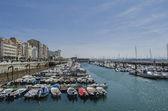 Santander view — Stok fotoğraf