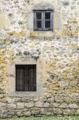 Duvar ve pencere — Stok fotoğraf
