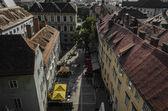 Cityscape, Graz, Austria — Stock Photo