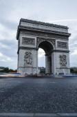 Monument in Paris — Stock Photo