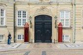 Royal palace detail — Stock Photo