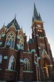 Vista Chiesa — Foto Stock