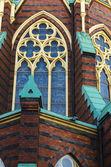 教会の詳細 — ストック写真