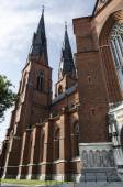 Swedish cathedral — Stockfoto