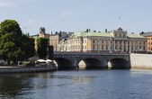 Stockholm city view — Stock Photo