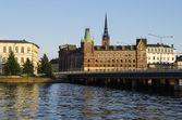 Stockholm city view — Stock Photo