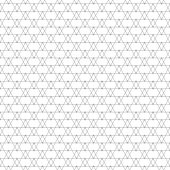 Repeating geometric tiles with triangles. Vector seamless pattern — Stock Vector