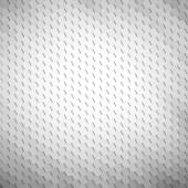 Gray geometric background, abstract hexagonal pattern vector — Stockvektor