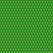 Textura de escamas verdes padrão sem emenda. Ilustração em vetor de estoque — Vetor de Stock