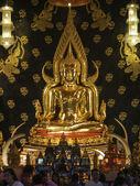 Forma di Tempio Loei arte cultura Thailandia — Foto Stock