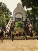 Temple Loei art form Culture Thailand — Stock Photo