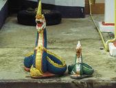 Tajski Temple Loei — Zdjęcie stockowe