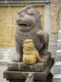 Roi Et Art Temple Thailand — Stock Photo