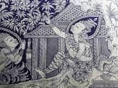 Art Temple Loei Thailand — Stock Photo