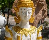 Heykeller tapınak Tayland — Stok fotoğraf