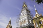 Wat Phra That Renoo Nakhon — Stockfoto