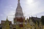 Wat Phra That Nakhon Nakhon Phanom — Stock Photo