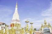 Wat Phra Nakhon Phanom že Nakhon — Stock fotografie