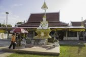 Phra That Tha Uthen Nakhon Phanom — Stock Photo