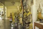 Thailand Thai temple art of Thailand Isaan. — Stok fotoğraf