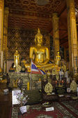 Places of worship and temple art of Thailand. — Zdjęcie stockowe